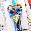 Орининальная валентинка из подручных средств