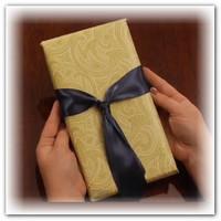 Украсить подарок для мужчины ? Легко!