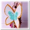 открытка бабочка  своими руками