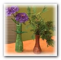 Декорирование вазы