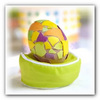 Украшение пасхальных яиц мозаикой