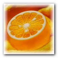 Мыло апельсин Тонкие детали