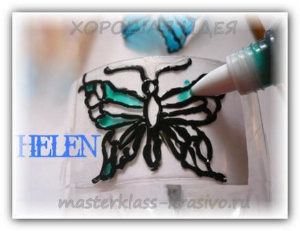 бабочки своими руками