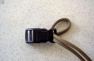 Мужские браслеты на руку из веревки