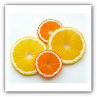 Видео мастер-класс.Лимоны из полимерной глины 05.38 мин.