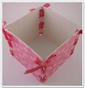 коробочка своими руками