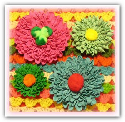 Цветы из тесьмы мастер классы