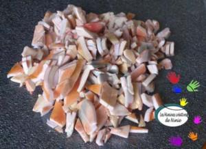 кулоны из пластики имитация камня