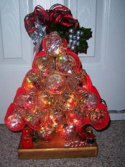 Идеи новогоднего декора хорошая идея