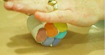 урок по полимерной глине
