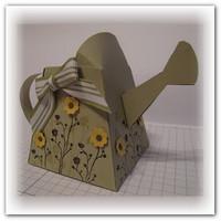 Оригинальная коробка для подарка своими руками