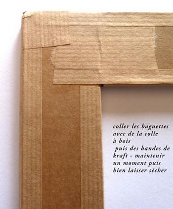 Как из бумаги сделать рамку своими руками