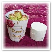 Как сделать мыло ручной работы с розами