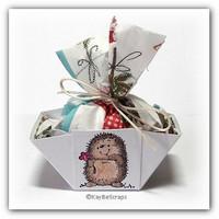 Подарочная коробочка своими руками