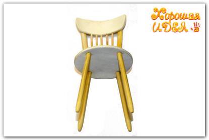 игрушечный стульчик
