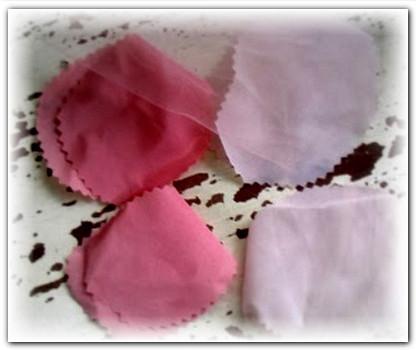 цветы из шёлка своими руками