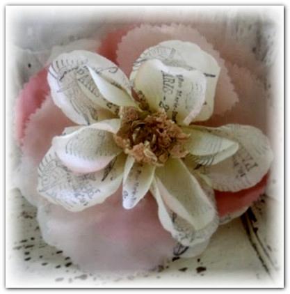 цветы из шёлка 19
