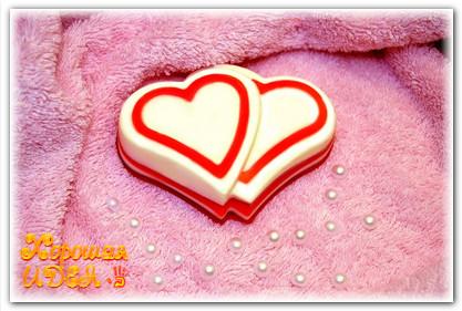 мыло сердце07