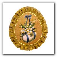 Мастер класс Пасхальный сувенир
