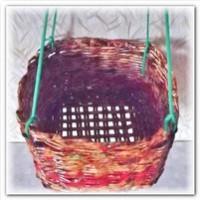 Плетение из газетных трубочек кузовка